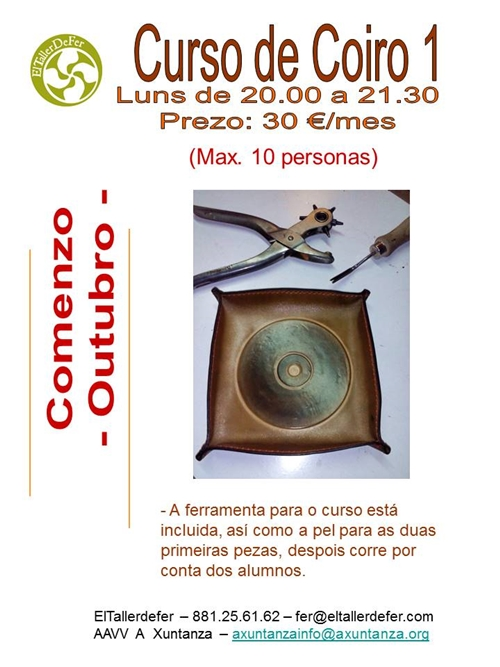 cartel-curso-cuero-a-xuntanza-2016-17